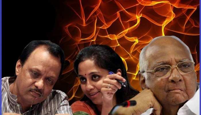 महाराष्ट्र की राजनीति के नए डार्कहॉर्स 'अजित पवार' क्यों भड़के शरद पवार से ?