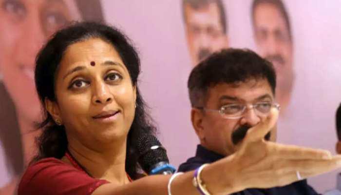 शरद पवार की बेटी सुप्रिया सुले का WhatsApp पर छलका दर्द, 'अब जिंदगी में किस पर भरोसा करें'