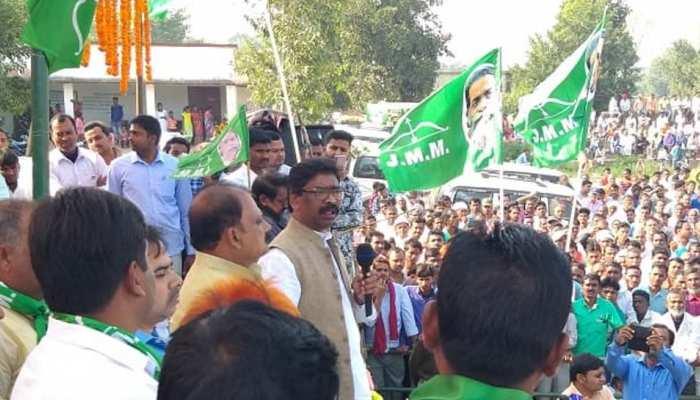 झारखंड विधानसभा चुनाव: हेमंत सोरेन ने नक्सली हमला के बहाने BJP को घेरा