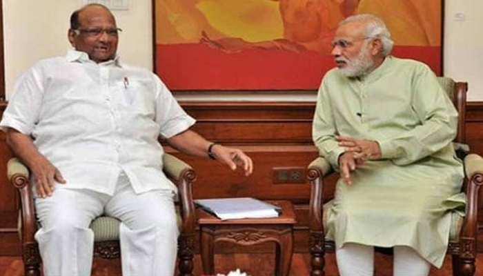 महाराष्ट्र में जो हो रहा, पीएम मोदी- शरद पवार के बीच हुई 50 मिनट की बैठक का नतीजा तो नहीं?
