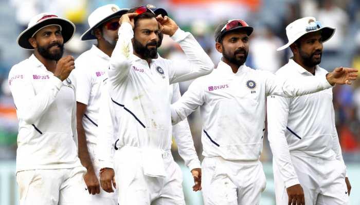 INDvsBAN: भारत ने बांग्लादेश को डे-नाइट टेस्ट में पारी से हराया, क्लीन स्वीप की हैट्रिक बनाई