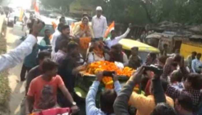 झारखंड चुनाव: कांग्रेस ने बदला बोकारो का उम्मीदवार, श्वेता सिंह को दिया टिकट