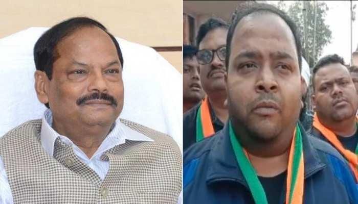 पिता रघुवर दास को जिताने चुनावी मैदान में उतरे ललित, लोगों से की वोट की अपील