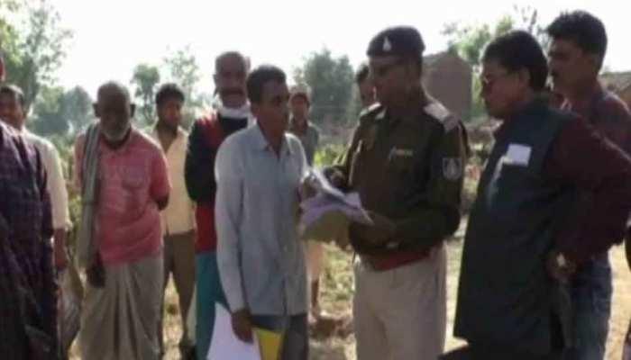 टीकमगढ़: विवादित जमीन पर कब्जा करने वाले किसान की आत्महत्या की कोशिश, हुआ गिरफ्तार