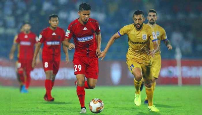 ISL-6: मुंबई-नार्थईस्ट  का मैच हुआ ड्रॉ, दोनों टीमों को मिला एक स्थान का फायदा