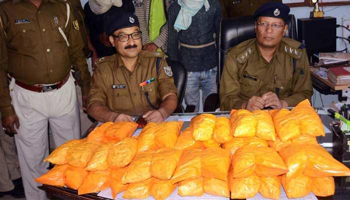 बिहार: पटना पुलिस की बड़ी सफलता, 10 किलो ब्राउन शुगर के साथ 3 तस्कर गिरफ्तार