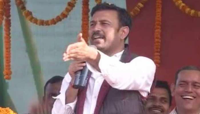 झारखंड: हुसैनाबाद में सुदेश महतो ने कहा- अगर जीते तो पिछड़ों दिया जाएगा 27 फीसदी आरक्षण