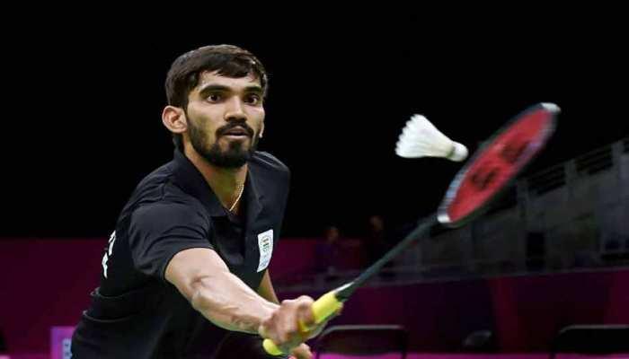 बैडमिंटन: श्रीकांत और सौरभ सैयद मोदी टूर्नामेंट के अंतिम-8 में, कश्यप और लक्ष्य हारे