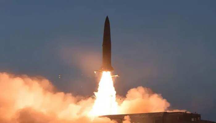 उत्तर कोरिया ने फिर किया 2 मिसाइलों का परीक्षण