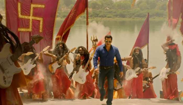 सलमान खान की फिल्म विवाद में फंसी, ट्विटर पर ट्रेंड कर रहा है #BoycottDabangg3