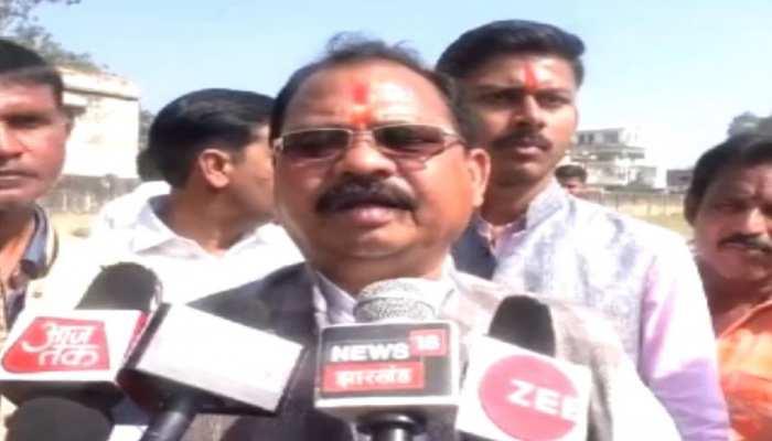 BJP अध्यक्ष ने किया पहले चरण में क्लीन स्वीप का दावा, हेमंत सोरेन पर भी साधा निशाना