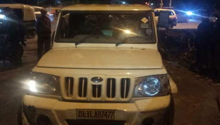 दिल्ली: अगवा होते-होते बचा ट्रैफिक कॉन्स्टेबल, टीआई ने पिक अप वैन का पीछाकर छुड़वाया