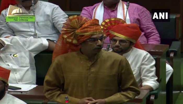 उद्धव सरकार ने महाराष्ट्र विधानसभा में बहुमत साबित किया, 169 विधायकों ने समर्थन दिया