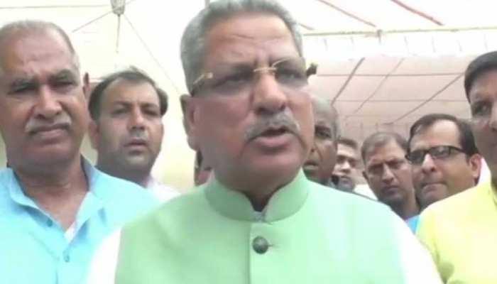 झारखंड चुनाव: हजारीबाग पहुंचे ओम माथुर, कहा- 'राज्य में BJP की बनेगी पूर्व बहुमत की सरकार'