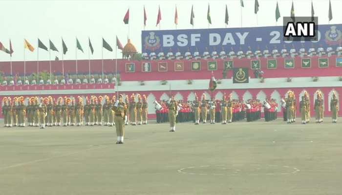 BSF का 55वां स्थापना दिवस: पीएम मोदी ने जवानों और उनके परिवारों को दी शुभकामनाएं
