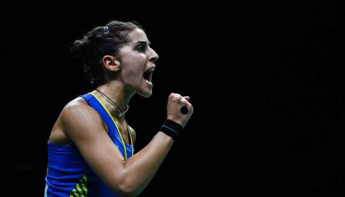 सैयद मोदी बैडमिंटन: कैरोलिन मारिन और वांग जु वेई बने चैंपियन, सौरभ फाइनल में हारे