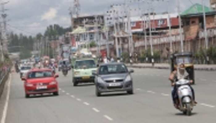 कश्मीर के हालात में सकारात्मक बदलाव, देश विरोधी तत्व बने पंगु: गृह राज्यमंत्री