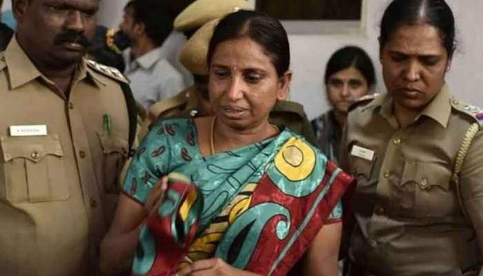 राजीव गांधी की हत्या के दोषी नलिनी और मुरुगन ने की दया मृत्यु की मांग