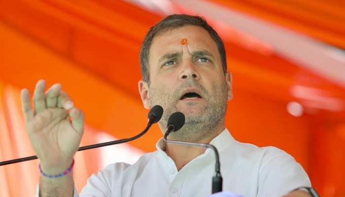 झारखंड में राहुल गांधी की पहली रैली आज, सिमडेगा में करेंगे चुनावी प्रचार