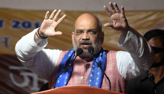 झारखंड: अमित शाह का चुनावी दौरा आज, चक्रधरपुर-बहरगोड़ा में भरेंगे हुंकार