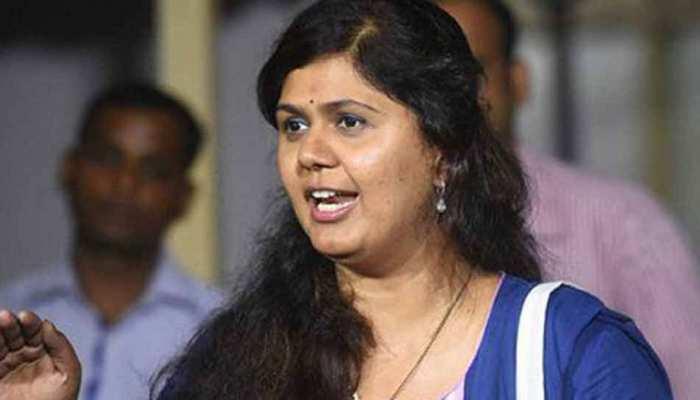 नाराज पंकजा मुंडे ने ट्विटर प्रोफाइल से 'बीजेपी' टैग हटाया, 12 दिसंबर को ले सकती हैं बड़ा फैसला?