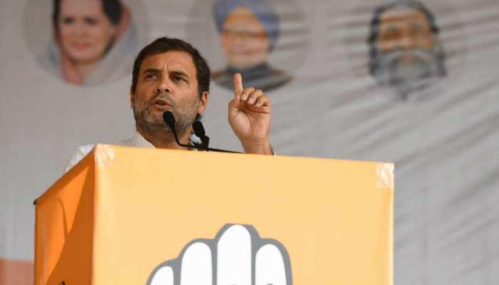 झारखंड: राहुल गांधी ने PM पर साधा निशाना- 15 सबसे अमीरों का कर्जा माफ किया लेकिन...