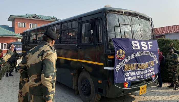 जम्मू कश्मीर के 82 बच्चों को देश घुमाएगी BSF, ISRO भी ले जाएंगे