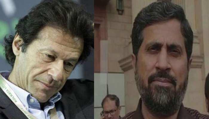 सामने आया इमरान खान का दोहरा चरित्र, हिंदुओं के खिलाफ टिप्पणी करने वाले को फिर बनाया मंत्री