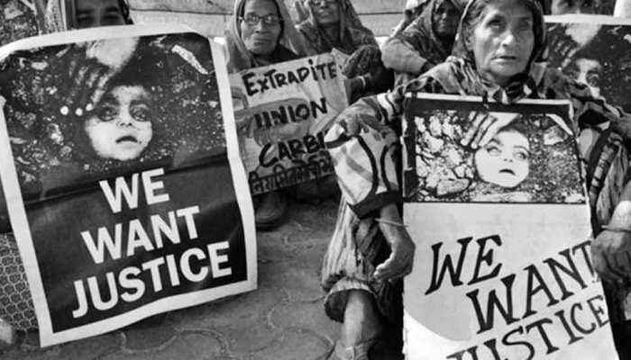भोपाल गैस त्रासदी: 35 साल से इंसाफ के इंतजार में पथरा गई पीड़ितों की आंखें