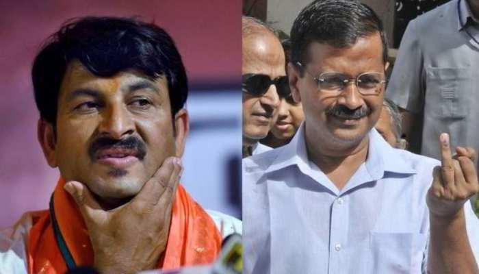 दिल्ली में तारीख नहीं आई है, लेकिन ट्विटर-पोस्टर से सजने लगा है चुनावी मैदान