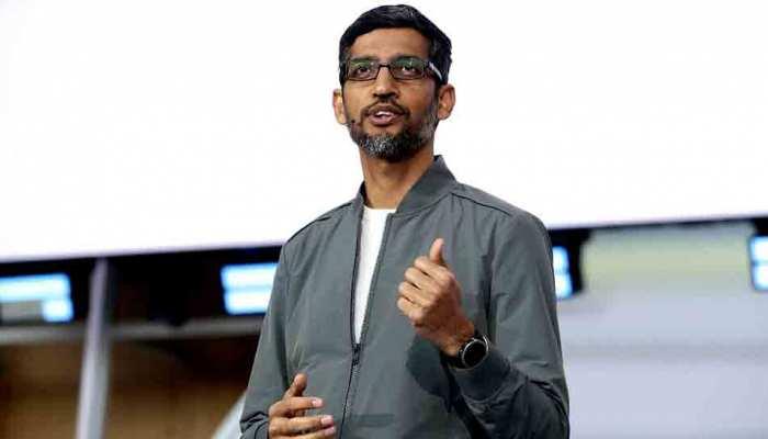 सुंदर पिचाई बने गूगल की मूल कंपनी अल्फाबेट के सीईओ, पूर्व सीईओ पेज और अध्यक्ष ब्रिन ने दिया इस्तीफा