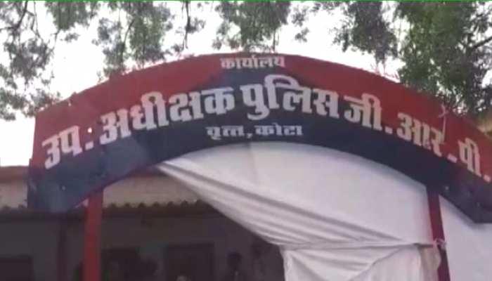 कोटा: स्वराज एक्सप्रेस में हुई डकैती का मास्टरमाइंड हैदराबाद से गिरफ्तार