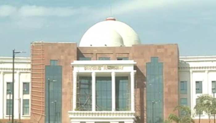 झारखंड विधानसभा के नए भवन में लगी आग, FSL टीम करेगी मामले की जांच