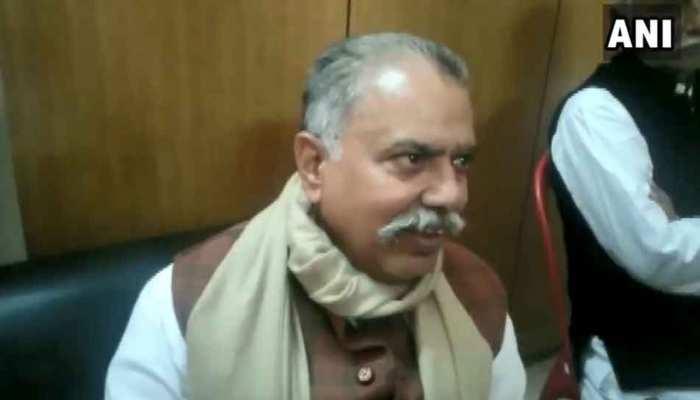 योगी के मंत्री का विवादित बयान, 'भगवान राम भी नहीं दे सकते 100% अपराध रोकने की गारंटी'