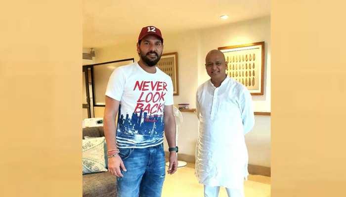कैंसर को मात दे रहे हैं अनिल बलूनी, युवराज सिंह ने की जल्द ठीक होने की कामना