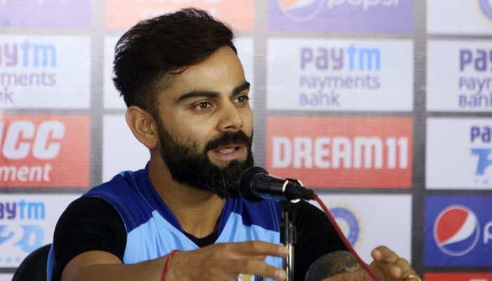 टी-20 रैंकिंग: भारतीय टीम के बचाव में आए कोहली, बोले - इस बारे में ज्यादा सोचा नहीं जा सकता