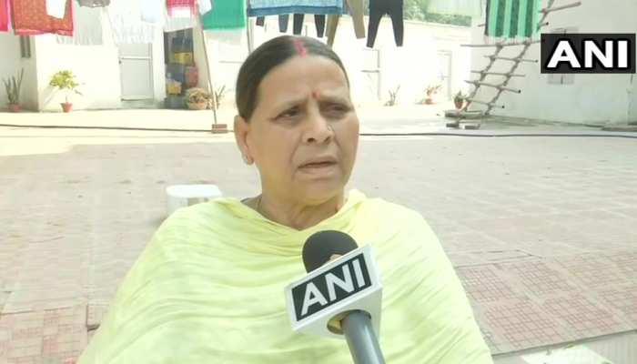 हैदराबाद एनकाउंटर का राबड़ी देवी ने किया स्वागत, बोलीं- कुछ नहीं कर रही बिहार सरकार
