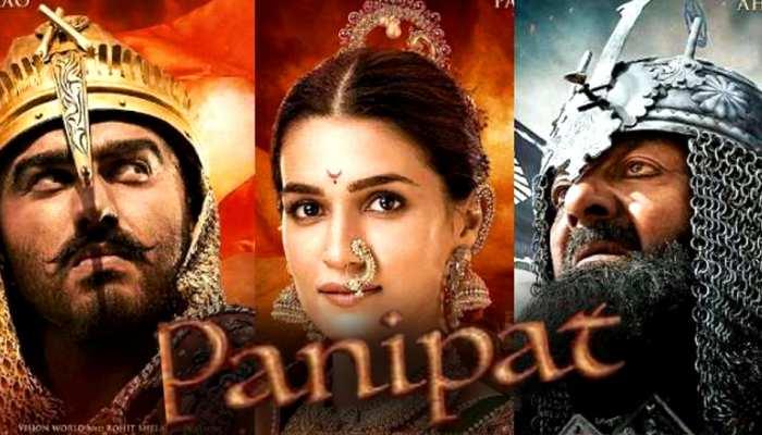 Movie Review: भव्य सेट्स के साथ संजय और अर्जुन की धांसू एक्टिंग ने बनाया 'पानीपत' को दमदार