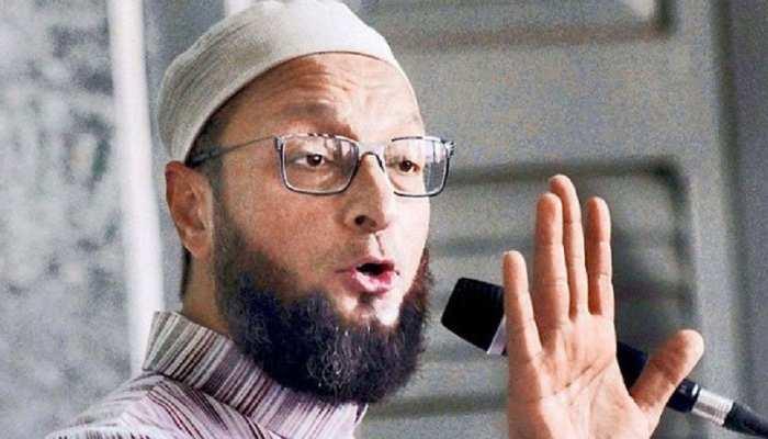 हजारीबाग: ओवैसी बोले- कांग्रेस मुसलमानों को पीछे ले गई, BJP करती है डराने की राजनीति