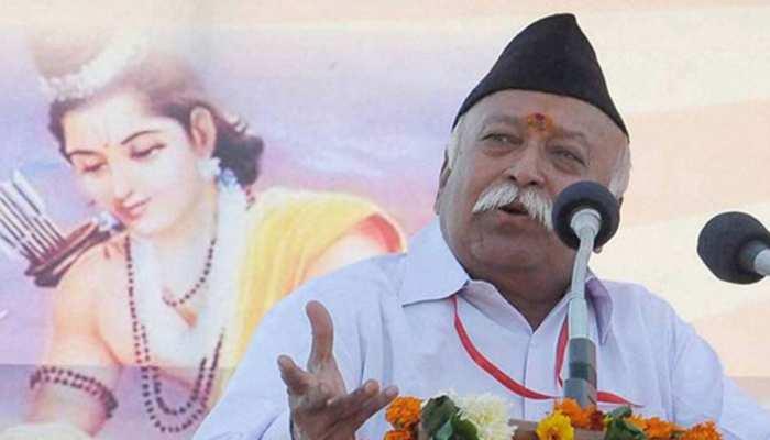 राम मंदिर के ट्रस्ट में संघ प्रमुख मोहन राव भागवत को नहीं होना चाहिए: विहिप