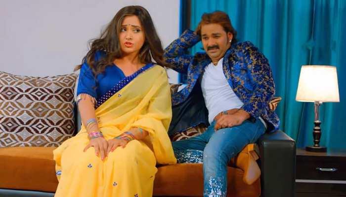 काजल राघवानी के साथ पवन सिंह का यह भोजपुरी गाना हुआ वायरल, देखें VIDEO