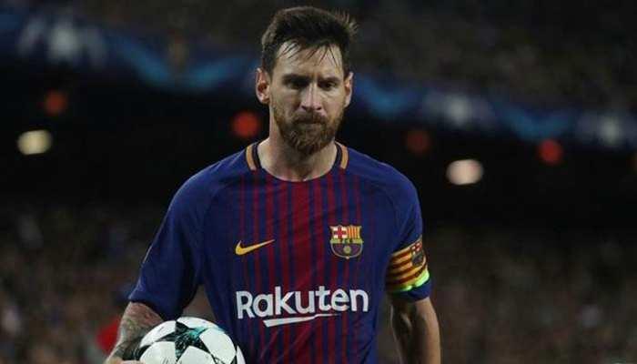 मेसी ने लगाई स्पेनिश लीग में चौथी हैट्रिक, बार्सिलोना को मालोर्का के खिलाफ दिलाई जीत