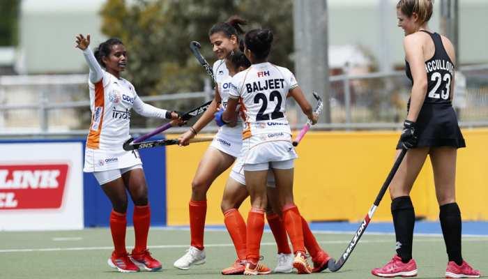Hockey: हार के बावजूद भारतीय महिला जूनियर टीम बनी चैंपियन, ऑस्ट्रेलिया को छोड़ा पीछे