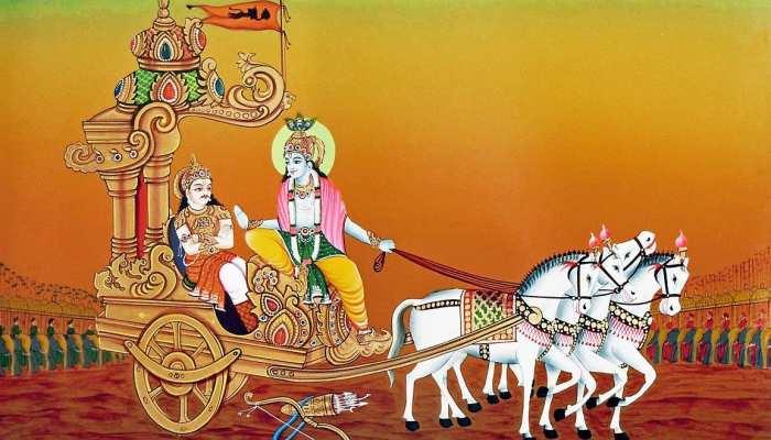 कर्म ही नहीं शांति और धैर्य की भी संदेश वाहक है कृष्ण की गीता