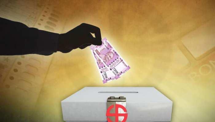इलेक्टोरल बॉन्ड से दिया गया सबसे ज्यादा चंदा, जुटाया 587.87 करोड़ रुपये: रिपोर्ट