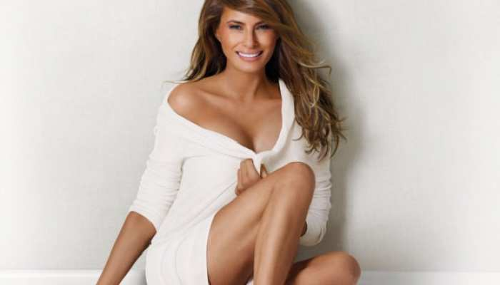 America First lady Melania Trump journey from modeling to white house