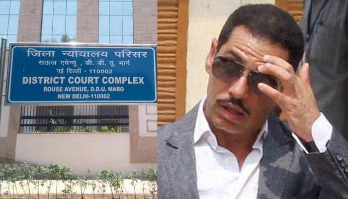 दिल्ली की कोर्ट ने रॉबर्ट वाड्रा को विदेश जाने की अनुमति दी