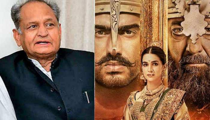 'पानीपत' पर बढ़ा विवाद, राजस्थान के मुख्यमंत्री ने की सेंसर बोर्ड से दखल की मांग