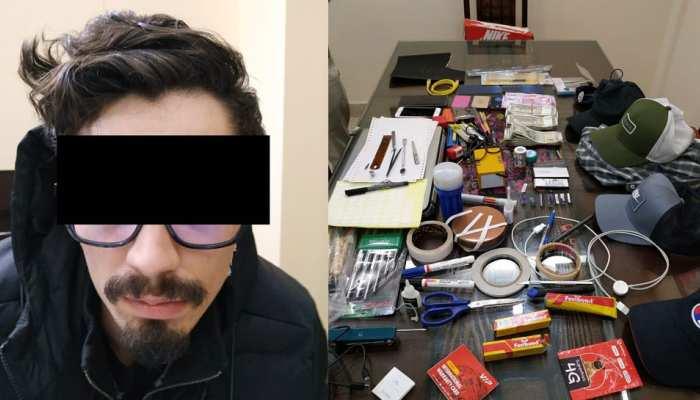 दिल्ली से रोमानिया का नागरिक गिरफ्तार, ATM लूट की वारदातों को देता था अंजाम