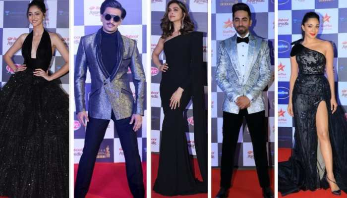 Star Screen Awards 2019 updates With best outfit of the eve